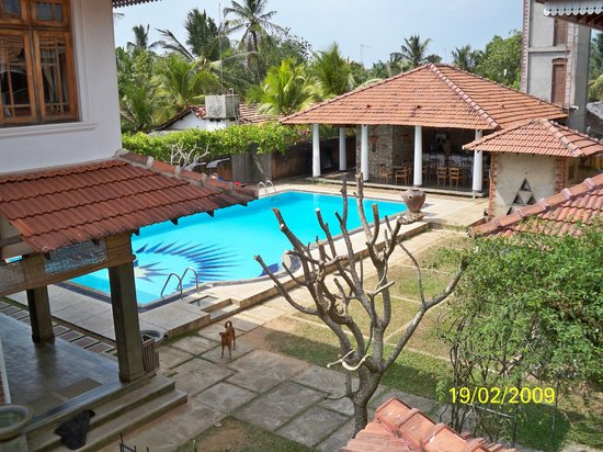 Villa Araliya Pool
