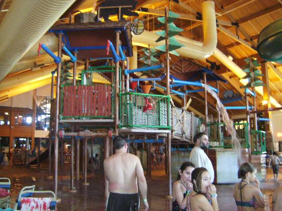 ‪توندرا لودج: Tundra Lodge Waterpark‬