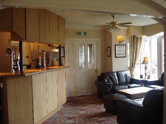 The Shrewsbury Lodge: Great for a relaxing drink before dinner