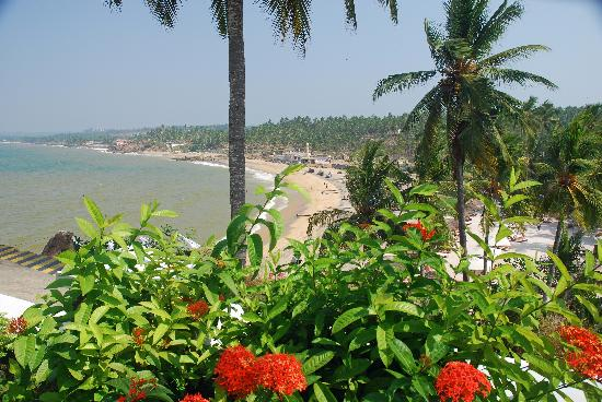 Lighthouse Beach: samudra beach from leela hotel