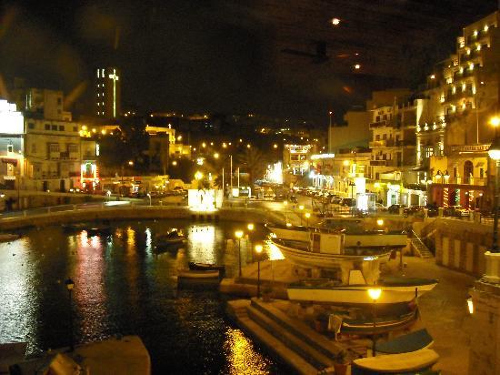 Hotel Juliani : Spinola Bay view of the hotel