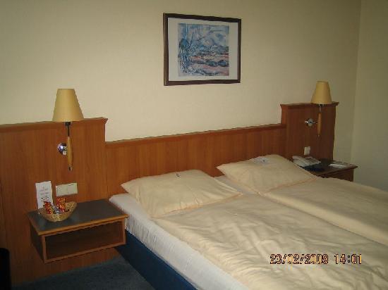 Arcadia Hotel Suhl: Zimmer1