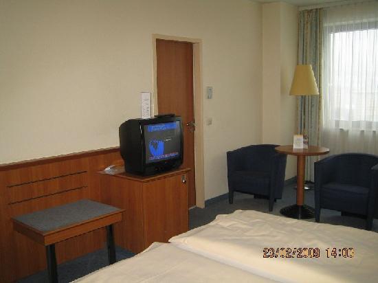 Arcadia Hotel Suhl: Zimmer4