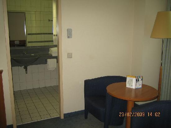Arcadia Hotel Suhl: Zimmer5