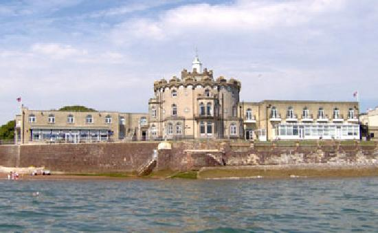 The Redcliffe Hotel From Torbay