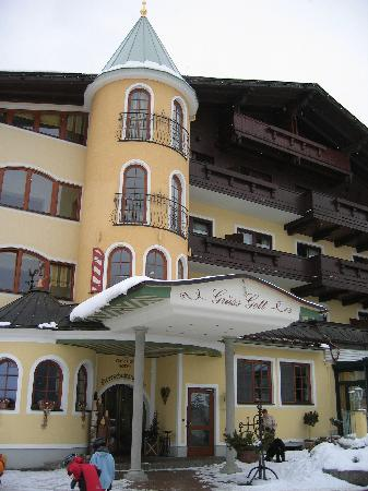 Hotel Herrschaftstaverne: Main entrance