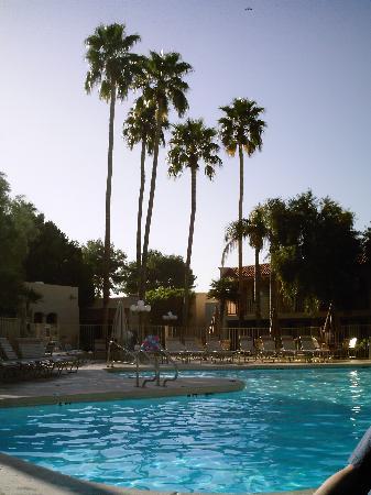 Ramada Mesa Phoenix East Area : Pool area