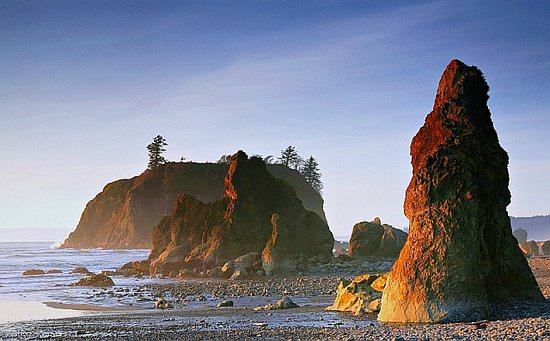 The 10 Closest Hotels To Ruby Beach Olympic National Park Tripadvisor Find Near