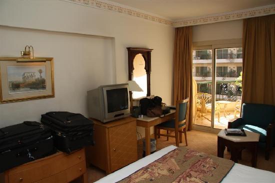Steigenberger Nile Palace Luxor : Room Photo #2