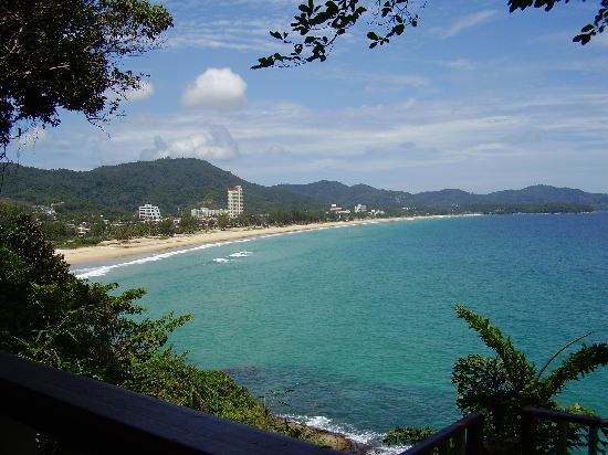 Centara Villas Phuket: The view from the restaurant - beautiful