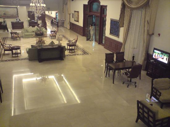 Torreon Marriott Hotel : Recepción Lobby