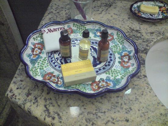 Torreon Marriott Hotel : Detalles finos