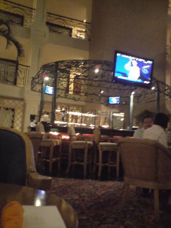 Torreon Marriott Hotel : Bar