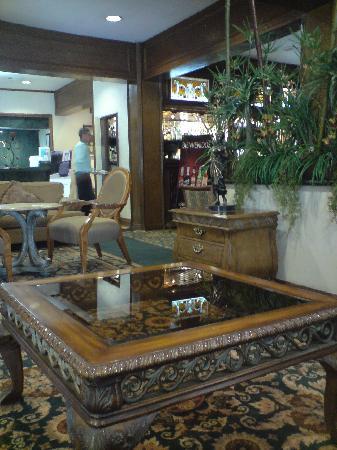 Quality Inn Chihuahua: Lobby