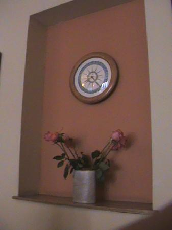 Casona del Patio: Patrte de la decoración de la Sala a de Estar