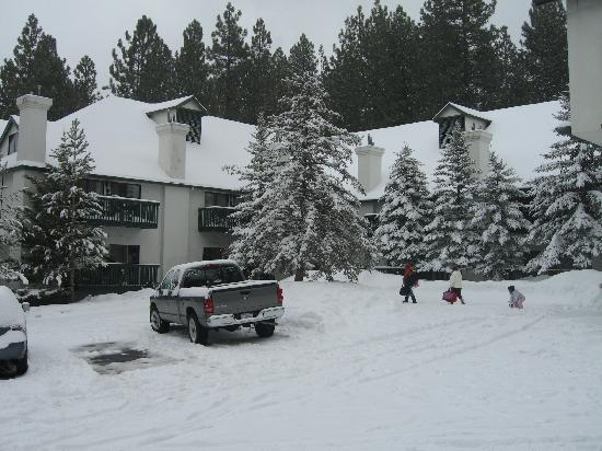 Best Western Big Bear Chateau : Beig Bear Chateau