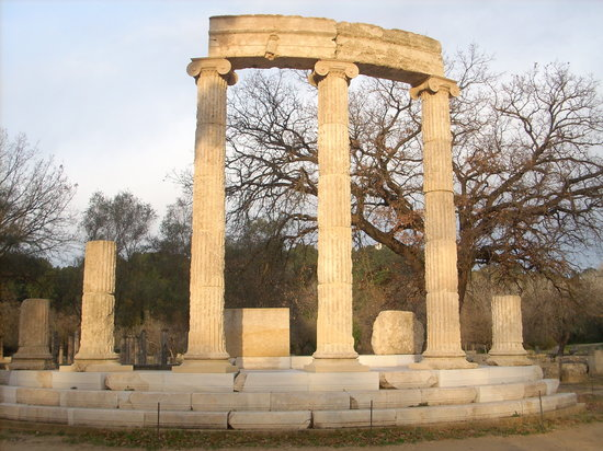 Ancient Olympia: オリンピックの聖地