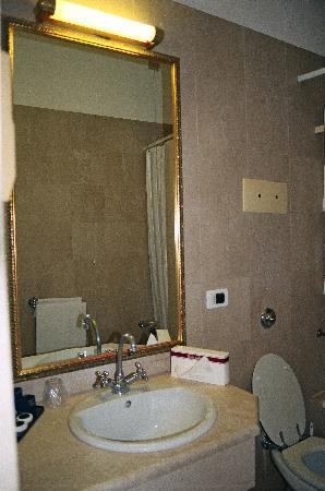 Amadeus Hotel: baño