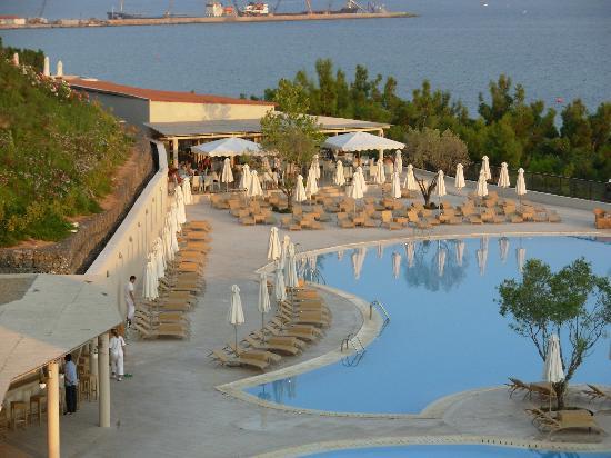 Ikos Oceania: piscine