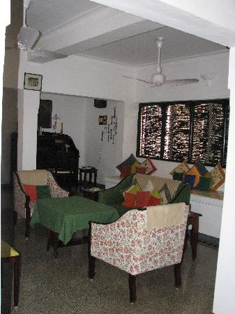 The Bangala: Common Area