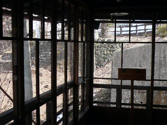 Villa of Kingdom of Hawaii: Hall / 廊下