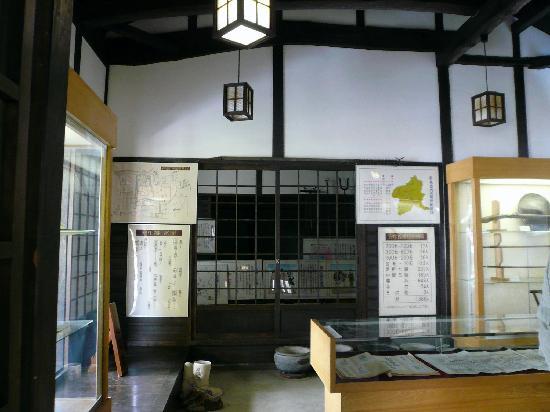 Ikaho Checking Station : Inside / 内部