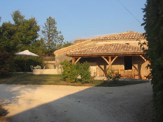 Le Mayne de Boulede: La Bouchonnière -  charmant cottage de vacances rural a Boulède