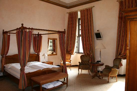 Asti, Italia: The junior suite (part of it)