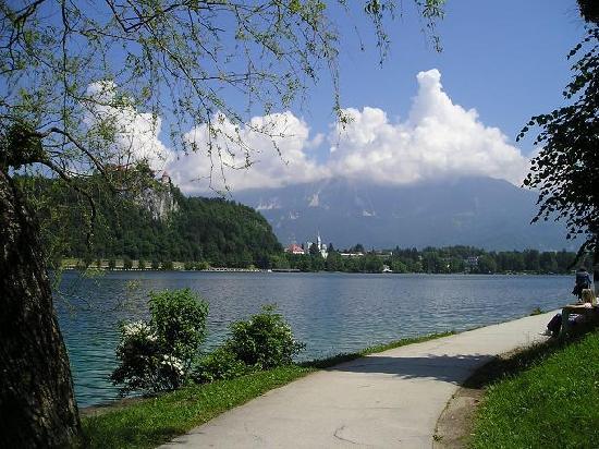 Park Hotel Bled: Lake Bled