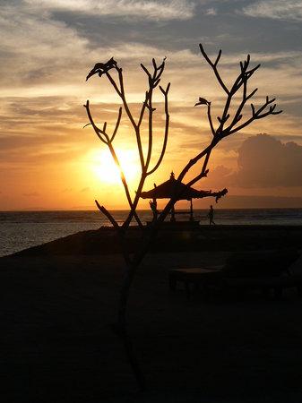 Early Morning at Nusa Dua