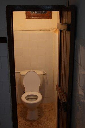 M'Zab Ghardaia:                   Shared toilets