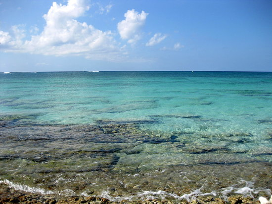 Seven Mile Beach, Grand Cayman: 7 miles Beach