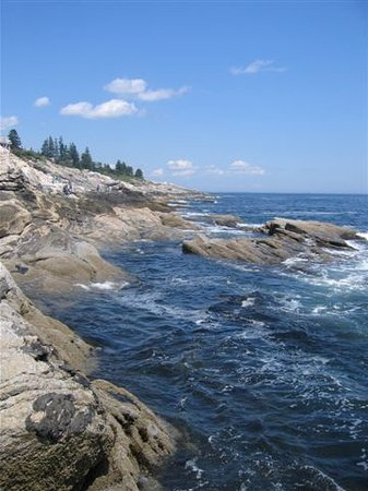 Damariscotta, ME: Pemaquid Point