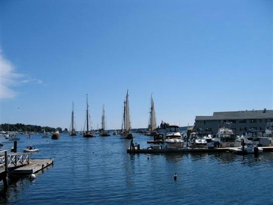 Damariscotta, ME: Boothbay Harbor