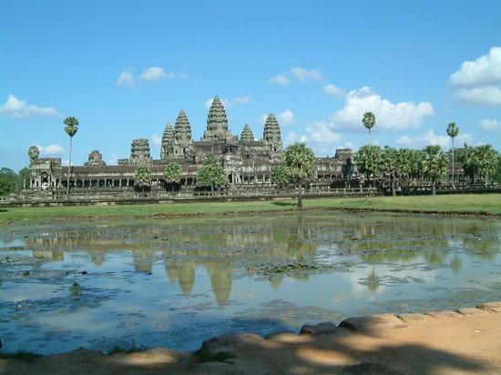 Camboya: アンコールワット