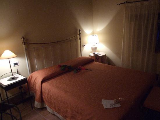 Borgo Le Terre Del Verde: la camera