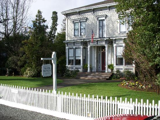 Honor Mansion, A Wine Country Resort : the Honot Mansion
