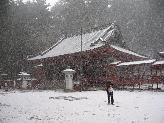 Nikko Futarasan Jinja Shrine