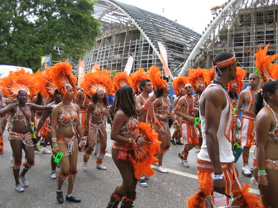 Port of Spain, Trinidad: Carnival 2009