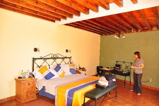 Hotel Antiguo Vapor : Jilgueros