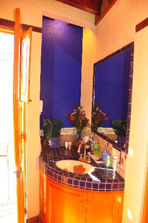 Hotel Antiguo Vapor : Sink