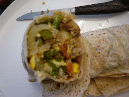 Filibertos : Inside the Machaca Burrito