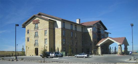 Drury Inn & Suites Las Cruces: From the entry side
