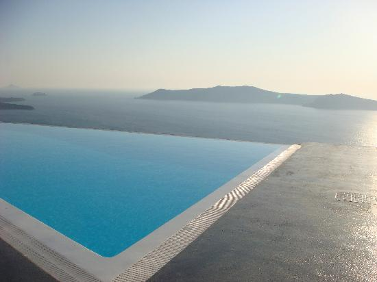 Anastasis Apartments: View from the pool