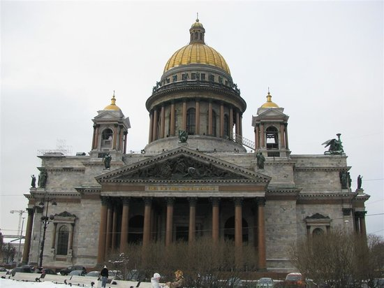 The Museum Complex The State Museum St. Isaac's Cathedral