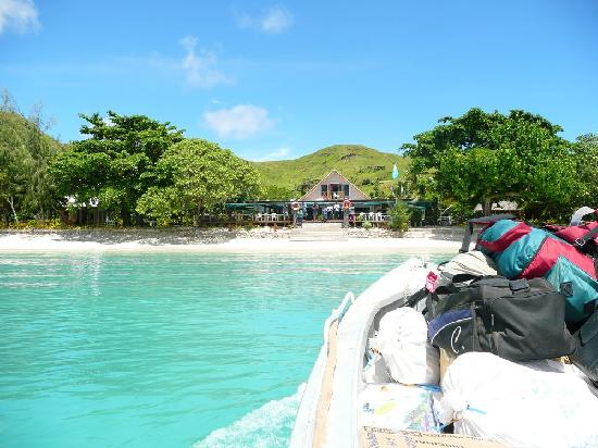 Oarsman's Bay Lodge: Leaving :o(