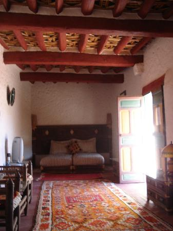 Tata, Morocco: one of the rooms - they are all different