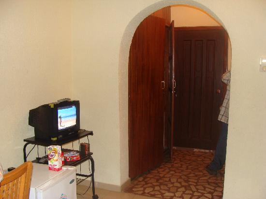 Ibadan, Nigeria: entry way