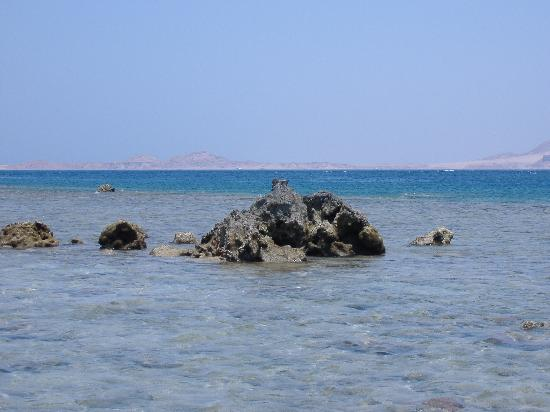 Coral Sea Sensatori - Sharm El Sheikh: Über dem Riffdach