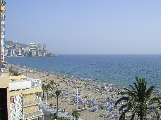 Sol Costablanca: View from our room